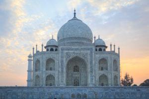 Taj Mahal,Uttar Pradesh,India
