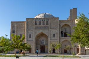 Nodir-Devonbegi-Madrasa, Bukhara