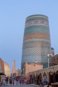 Kelte Minar, Chiva, Uzbekistan