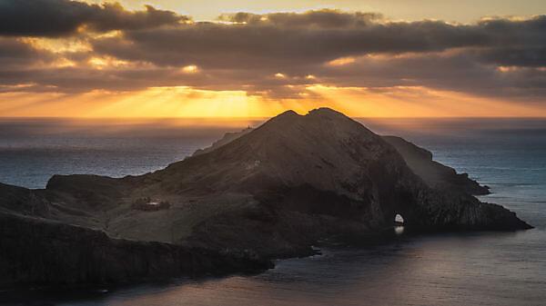 Portugal, Madeira, Ponta de São Lourenço