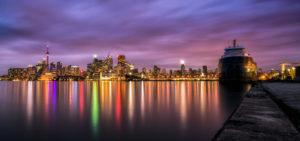 Kanada, Ontario, Toronto, Skyline