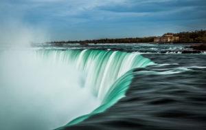 Kanada, Ontario, Niagra Falls, Wasserfall