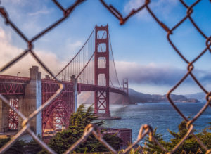 USA, Kalifornien, San Francisco, Golden Gate Bridge