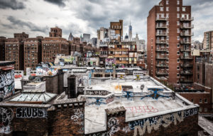 Amerika, USA, New York City, Urban, Graffiti