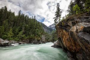 Kanada, British Columbia, Wildbach