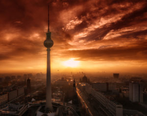 Germany, Berlin, television tower