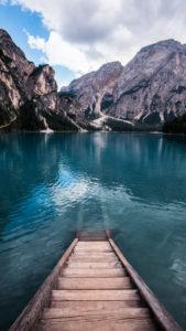 Italien, Südtirol, Dolomiten, Pragser Wildsee