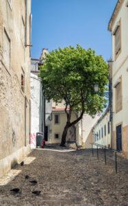 Portugal, Lissabon, Altstadt