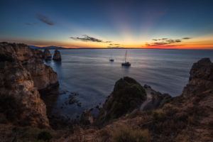 Portugal, the Algarve, Ponta da Piedade