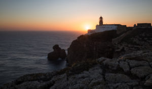 Portugal, Algarve, Faro, lighthouse