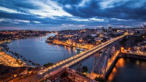 Portugal, Porto, Ponte Luis I