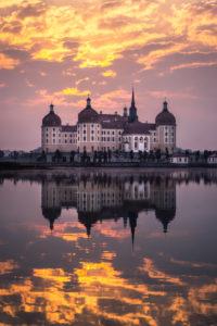 Germany, Saxony, Moritzburg, Moritzburg Castle