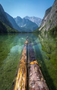 Germany, Bavaria, Alps, Berchtesgaden, Obersee