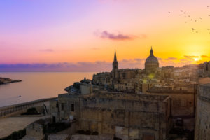 Malta, officially known as the Republic of Malta, is a Southern European island country consisting of an archipelago in the Mediterranean Sea.