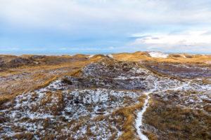 Dunes at the Lyngvig Fyr