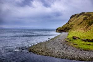 Coast near Lealt Falls, Isle of Skye