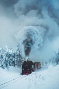 Brocken Railway, Harz National Park