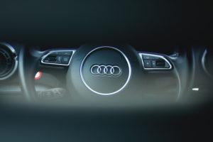 Audi Interior Steeringwheel