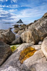 Europe, Norway, Vesterålen, Nordland, Bleik, Bleiksøya