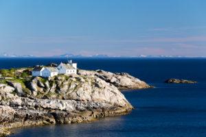 Europe, Norway,  Nordland, Lofoten, Reine, Lofoten und Ofoten