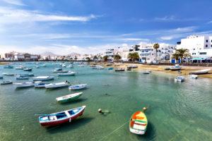 Europe, Spain, Canary Islands, Lanzarote, Arrecife
