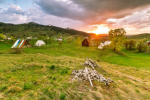 Europe, Montenegro, Žabljak Municipality, Dumitor National Park, Nedajno