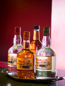 Rhum JM, distillation Rhum JM, product range