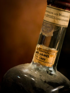 Saint James, Saint James, der Schatz von Saint James, Original Flaschen von 1885