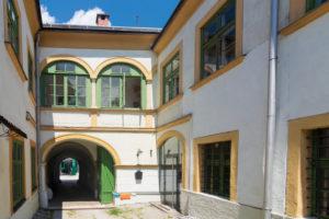 Mürzzuschlag, Brahms Museum in Hochsteiermark, Steiermark / Styria, Austria