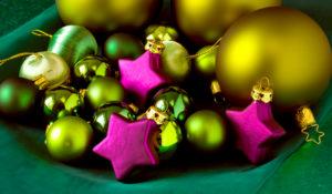 Christmas decoration, detail,