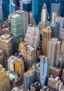 USA, New York City, Manhattan,