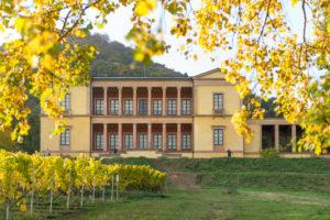 """Deutschland, Rheinland-Pfalz, Villa Ludwigshöhe, auch nur die """"Ludwigshöhe"""" genannt, bei Edenkoben"""