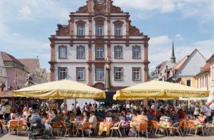 Speyer, Maximilianstraße, Kaufhaus Alte Münze