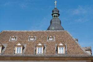 Speyer, große und kleine Dachgaupen