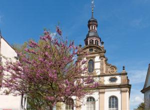 Speyer, Dreifaltigkeitskirche, Rheinland-Pfalz, Deutschland