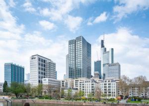 Germany, Hesse, Frankfurt, Frankfurt skyline