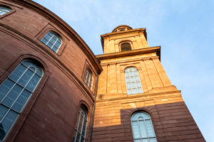 Germany, Hesse, Frankfurt, the Paulskirche.