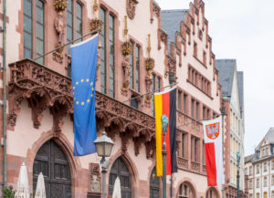 Germany, Hesse, Frankfurt, The Romans has been the city hall of the city of Frankfurt am Main since the 15th century