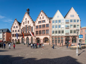 Germany, Hesse, Frankfurt, The Romans has been the city hall of the city of Frankfurt am Main since the 15th century.