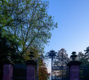Deutschland, Baden-Württemberg, Karlsruhe, im Schlossgarten.