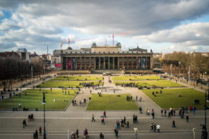 Altes Museum, Lustgarten, Mitte, Berlin