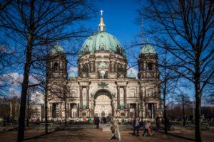 Berliner Dom, Lustgarten, Mitte, Berlin
