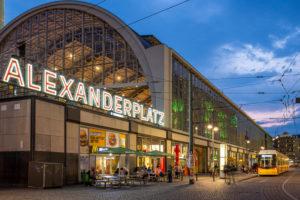 Alexanderplatz station, Mitte, Berlin