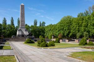 Sowjetisches Ehrenmal, Schönholzer Heide, Pankow, Berlin