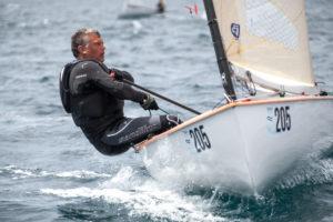 Spanien, Barcelona, Finn World Masters, Segelwettbewerb, El Balis, Club Nautico