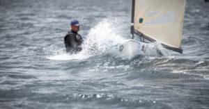 Spain, Barcelona, ??Finn World Masters, sailing competition, El Balis, Club Nautico