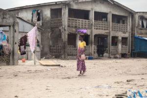 Afrika, Nigeria, Slums