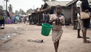 Nigeria, Afrika, Slums