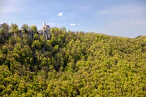 Castle Lichtenstein on the Swabian Alb