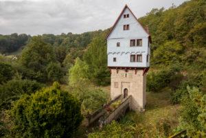 Toppler Castle, Rothenburg ob der Tauber